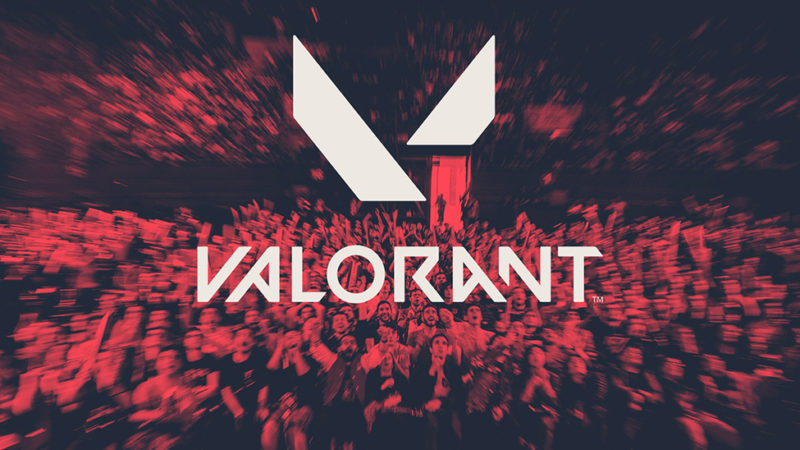How will Valorant's e-sport scene take place?