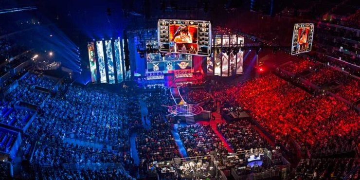 Esports at the heart of the game