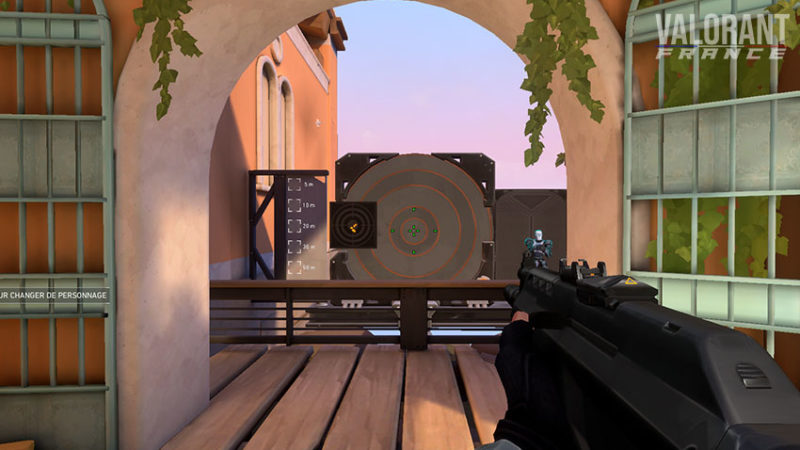 Valorant Esport : Improve your aim and manage your recoil in VALORANT