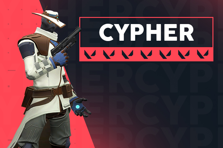 Valorant Esport.com: Presentation of Cypher, the Moroccan agent