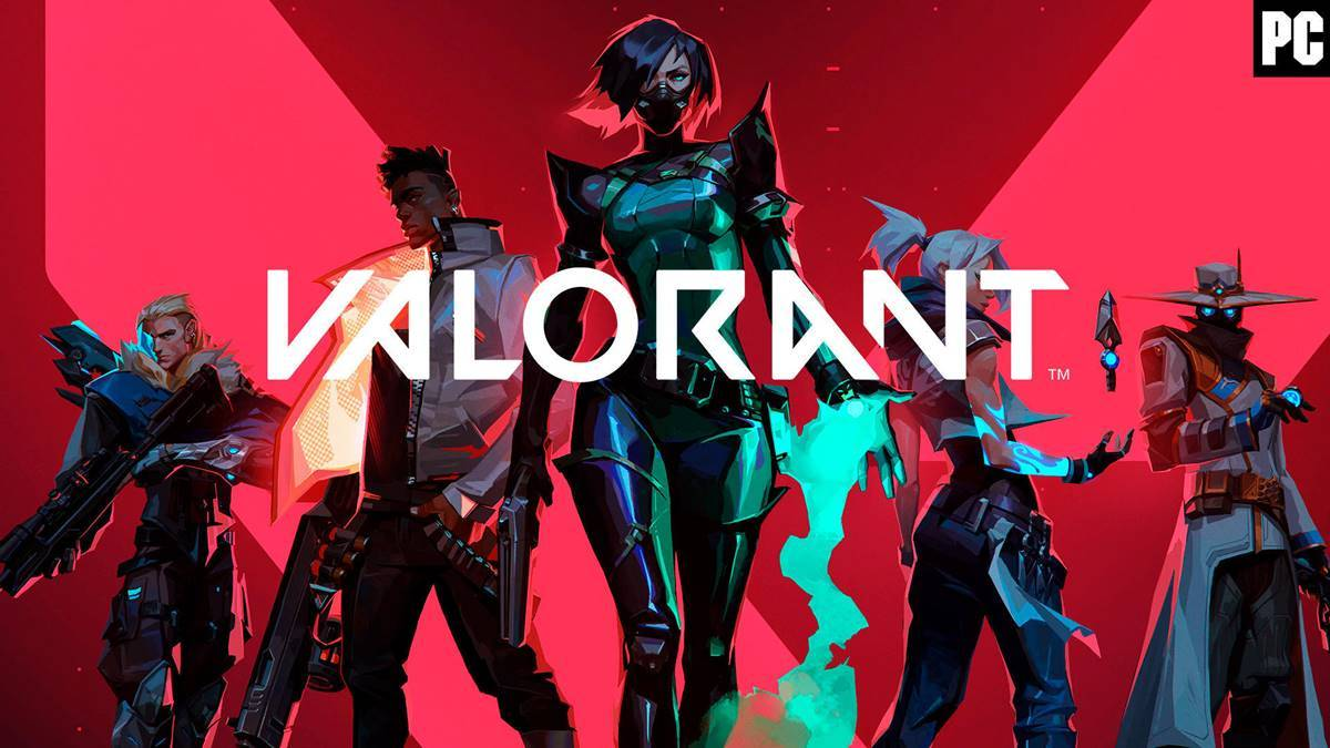 Valorant – 1.0 : balancing and official release of the game